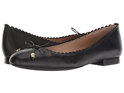 LAUREN Ralph Lauren Glennie (Black Super Soft Leather) Women