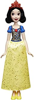 Disney Princess Royal Shimmer Snow White Fashion Doll with Skirt That Sparkles