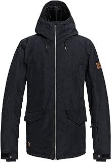 Quiksilver Men's Drift 10k Snow Jacket,