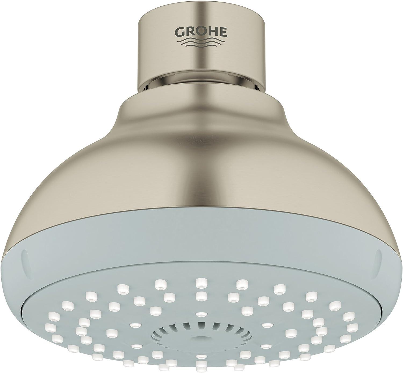 New Tempesta 100 4 Spray Showerhead Fixed Showerheads Amazon Com
