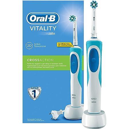 Braun Oral-B Vitality Handstück Type 3710 schwarz Antriebsteil Zahnbürste