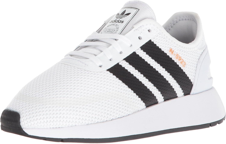 Adidas Unisex-Kids N-5923 J Sneaker, Ftwr White, Core Black, Ftwr White, 6.5 M US Big Kid