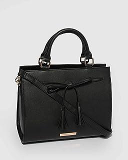 Black Bec Medium Tote Bag