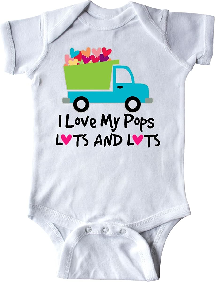 Super special price inktastic I Love My Pops Brand Cheap Sale Venue Infant Creeper