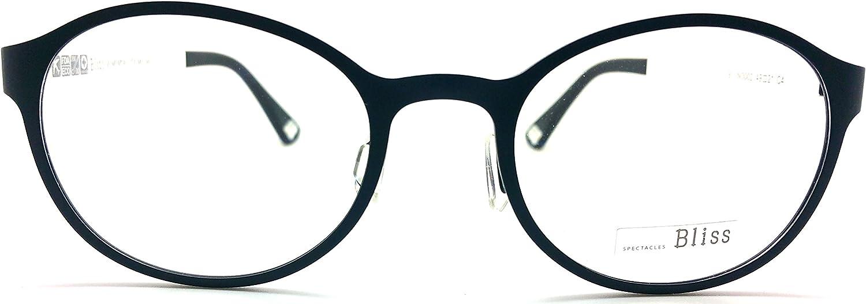 Bliss Prescription Eye Glasses Frame Ultem Super Light, Flexible 3002 C4