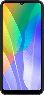 "HUAWEI Y6p - 64 GB Smartphone with 6.3"" Dewdrop Display, 13MP Triple Camera, 5000 mAh Large Battery, Octa-core Processor, SIM Free Android Mobile Phone, 3 GB RAM, Dual SIM, Black"