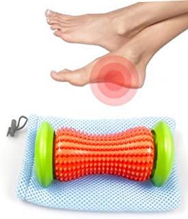 ChiFit Manual Foot Massager Foot Roller Foot Reflexology Therapy Reach The Spleen and Relax The Nerves, Bag Packing …