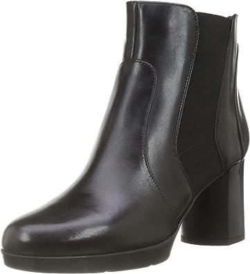 TALLA 41 EU. Geox D Anylla Mid B, Ankle Boot Mujer