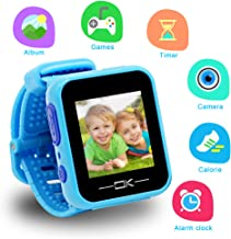 Gifts for 3-10 Year Old Boy Pussan Smart Watches for Kids Toddler Watch with Camera USB..