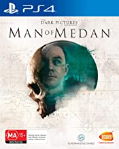 The Dark Pictures - Man Of Medan (PlayStation 4)