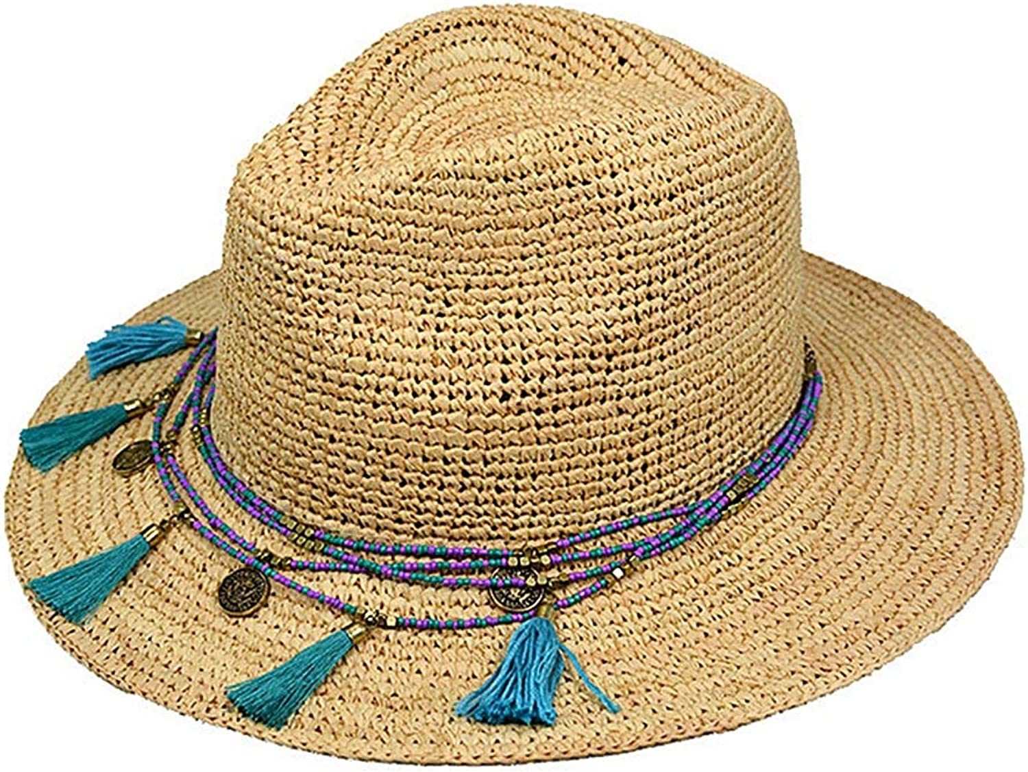 Summer Cowboy Hat Shading Sun and Straw Hats Men and Women Common Apply