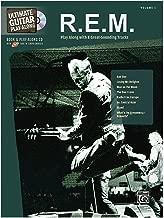 Hal Leonard R.E.M. - Guitar Play Along Book with CD