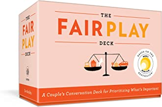 The Fair Play Deck: A Couple's Conversation Deck for Prioritizing What's Important