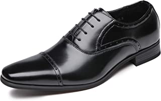 [フォクスセンス] ビジネスシューズ 軽量・撥水 ストレートチップ 紳士靴 内羽根 メンズ