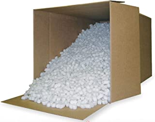 Biodegradable Reuseable Packing Peanuts, 7.5 cu. Ft, Poly