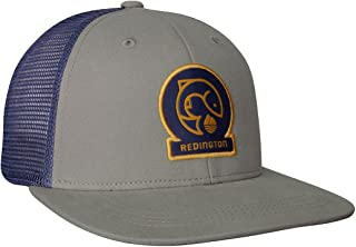 Redington Fish Patch Trucker Hat - One Size, Pewter