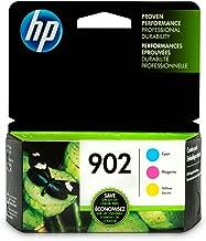 HP 902 | 3 Ink Cartridges | Cyan, Magenta, Yellow | T6L86AN, T6L90AN, T6L94AN