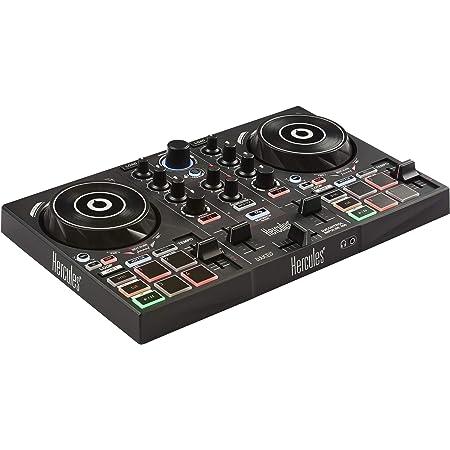Hercules DJ DJ Control Inpulse 200 Deck (DJ-INPULSE-200