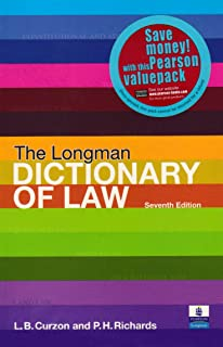 Valuepack:The Longman Dictionary of Law/How to write better law essays:Tools and techniques for success in exams & assignm...