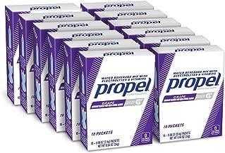 propel drink mix grape