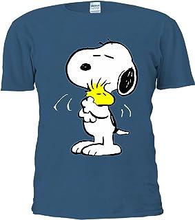 Snoopy fr/ío Fuera Ni/ños Chicos Chicas Unisexo Camiseta Blanco