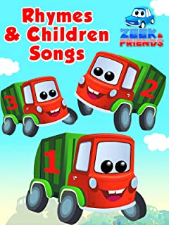 Rhymes and Children Songs - Zeek and Friends