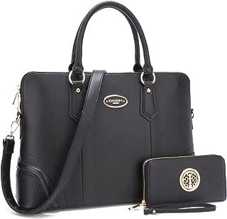 Dasein Satchel Handbags Vegan Leather Purses Shoulder Bags for Women with Shoulder Strap