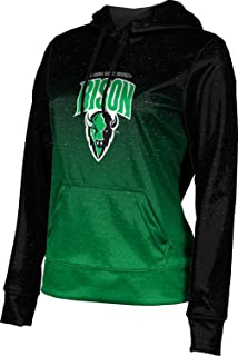 ProSphere Oklahoma Baptist University Women's Pullover Hoodie, School Spirit Sweatshirt (Ombre)