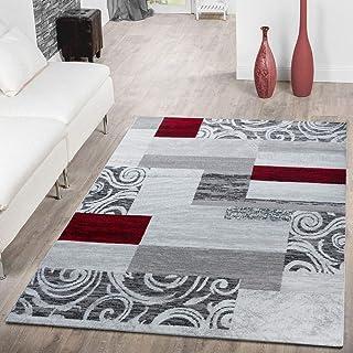 T&T Design Alfombra De Salón Económica Patchwork Dise