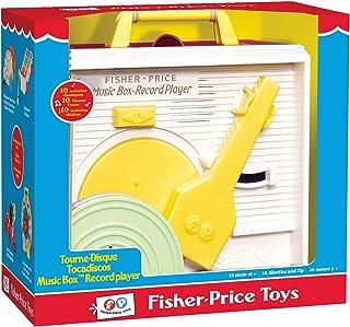 Fisher-Price AKFPTD01ML - Tocadiscos