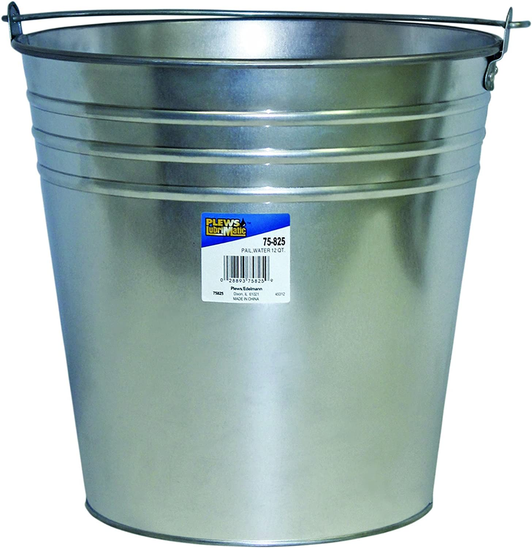 Plews 75825 Galvanized Water Pail