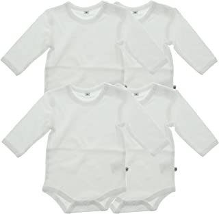 Body Ls Ao-printed (4-pack), Body para Bebé-Niños