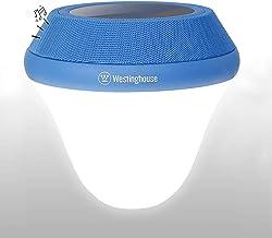 Westinghouse Solar Pool Light,Bluetooth 5W Speaker Solar Floating Lamp Underwater..