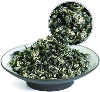 GOARTEA 250g (8.8 Oz) Nonpareil Supreme Organic SuZhou Bi Luo Chun BiLuoChun Spring Leaf Snail Chinese Green Tea (Snail) S...