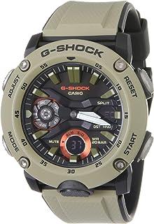 Casio G-Shock Analog-Digital Brown Dial Men's Watch-GA-2000-5ADR (G953)