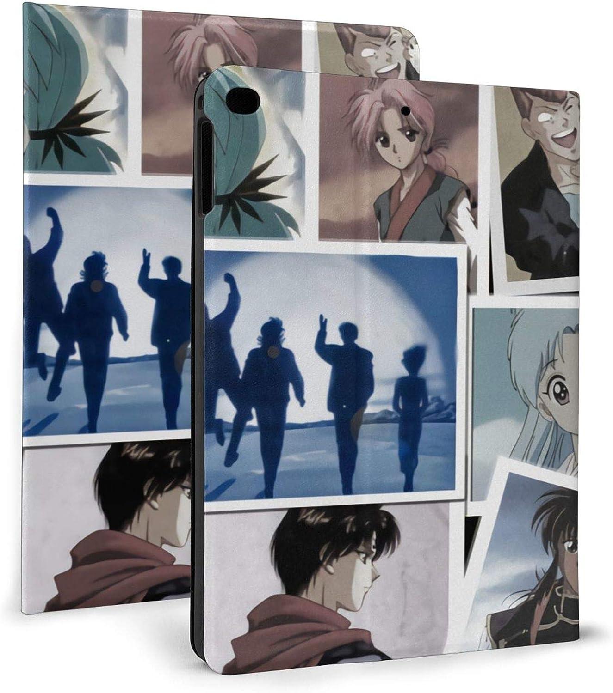 Yu Hakusho Ipad 7th 10.2 inch Sales Air ipad Popular standard Protective 3 10 Sleeve