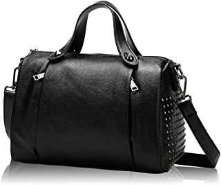 Best black doctor style handbags Reviews
