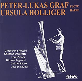 Music for Flute and Harp