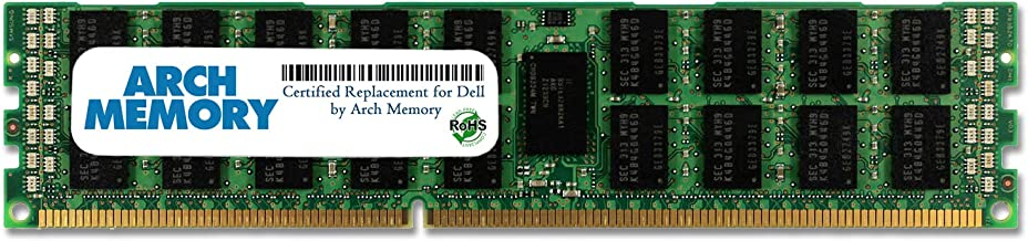 Arch Memory Replacement for Dell SNP12C23C/16G A7187318 16 GB 240-Pin DDR3L ECC RDIMM Server RAM for PowerEdge M620