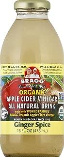 Apple Cider Vinegar Ginger Spice (12 Bottles) 16 Ounces