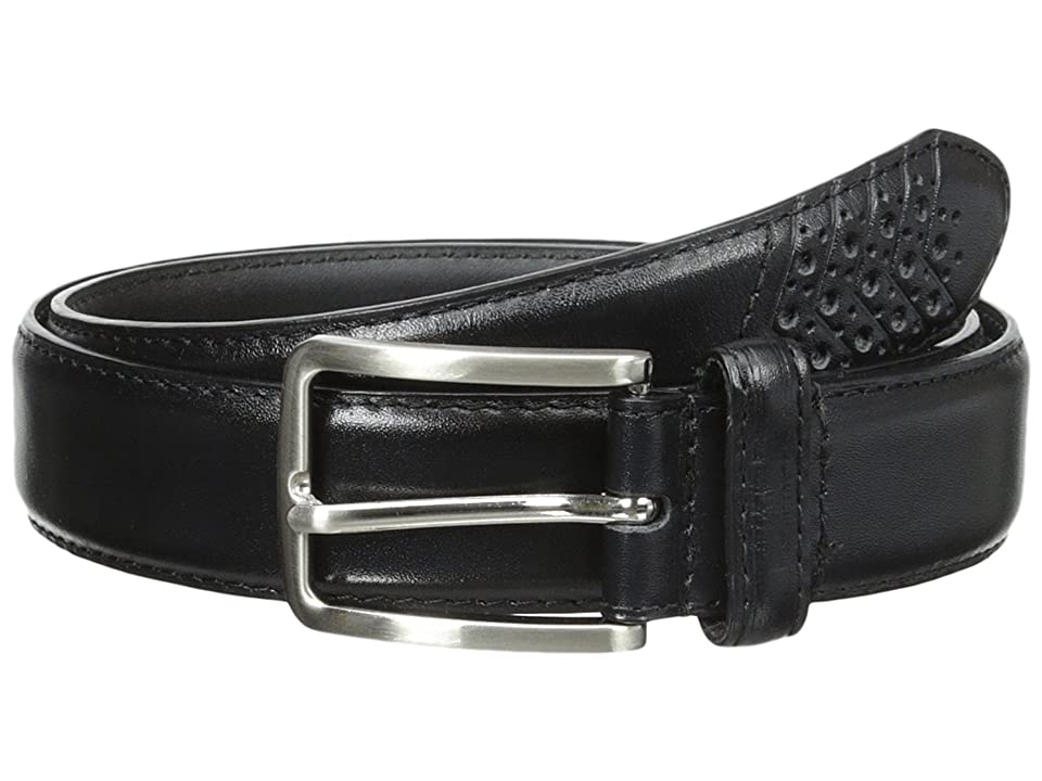 Stacy Adams - Stacy Adams 32mm Full Grain Leather Top w/ All Leather Lining Cross Stitch Perforated Tip