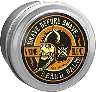 beard balm grave before shave