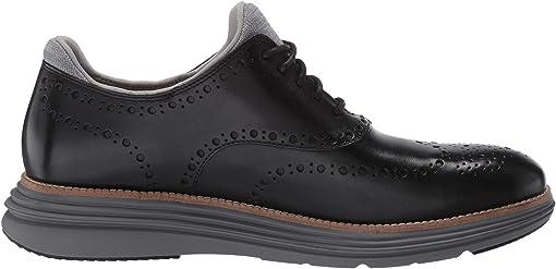 Black Leather/Quiet Shade