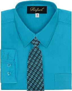 Boy's Dress Shirt & Tie