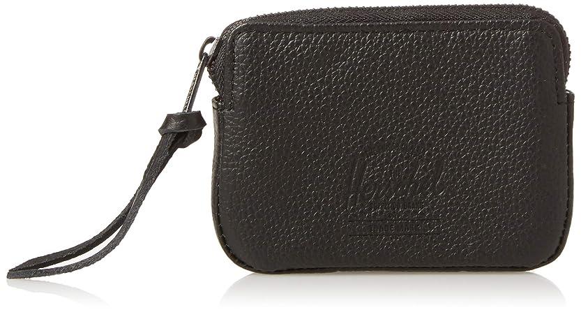 洗練カウントアップ獲物[ハーシェルサプライ] Oxford Pouch Leather RFID 10367-01871-OS