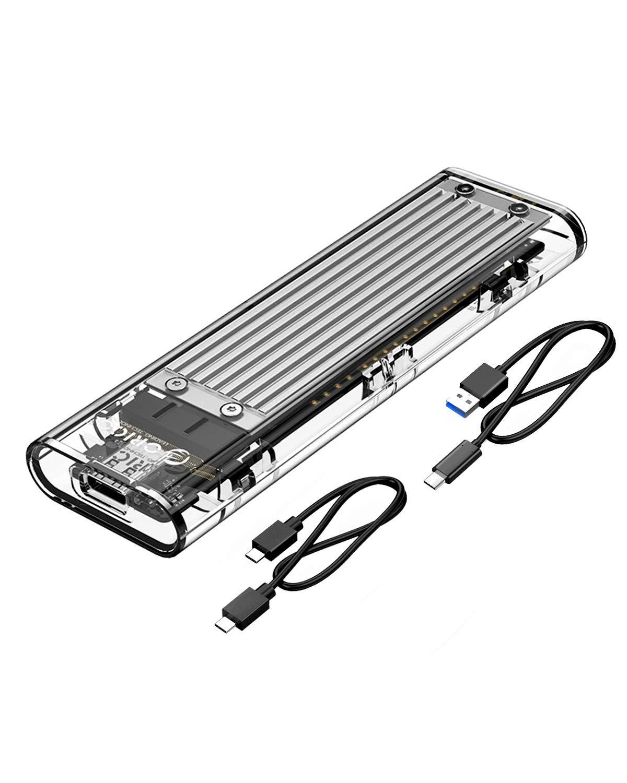 ORICO Carcasa para NVMe SSD, 10Gbps USB3.1 Gen2 Caja de Disco Duro ...