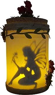 Originale Fantasy Fairy Lamp, luce di recinzione a LED