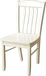Target Marketing Systems Savannah Dining Chair, White