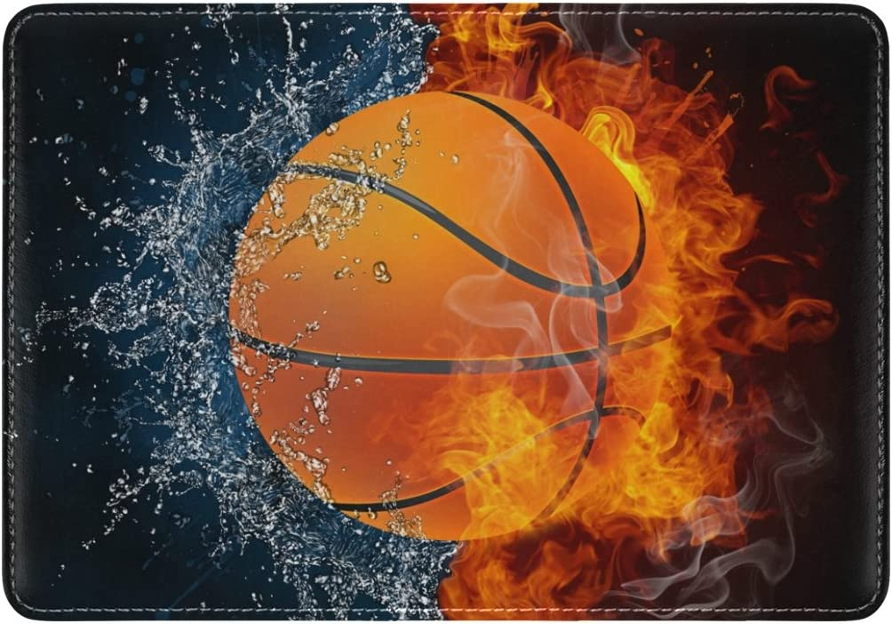 Cooper girl Basketball Fire And Cover Holder Water Passport Case Arlington Sale special price Mall