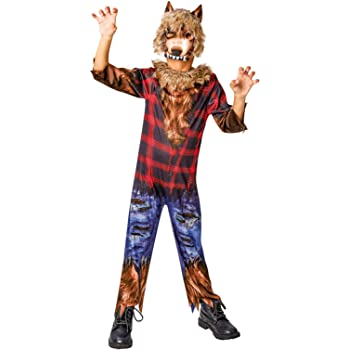 Mono de esqueleto de Halloween para disfraz de hombre lobo con ...